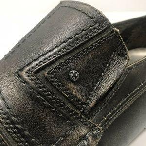 Mark Nason Shoes - Lounge Mark Nason Leather U Rock Cross Loafer